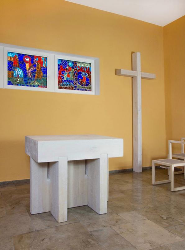 Produktbilder (Altar in Schiltach, Künsterlin: Andrea Wörner)